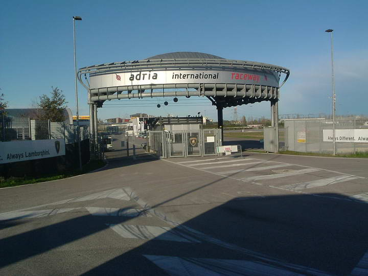 Circuito Adria : Tuttoslot eventi al circuito di adria con