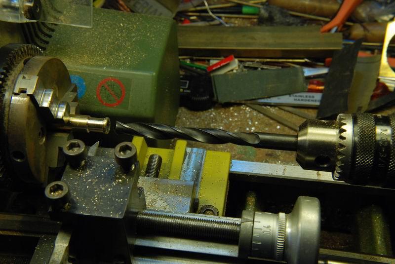 Gamma Zinken : Mini tornio hobby parallelo per modellismo BD-7