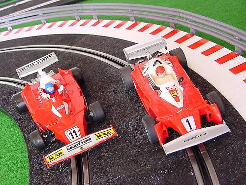 RUSH Hollywood scommette sulla F1 Polistilf1ingara